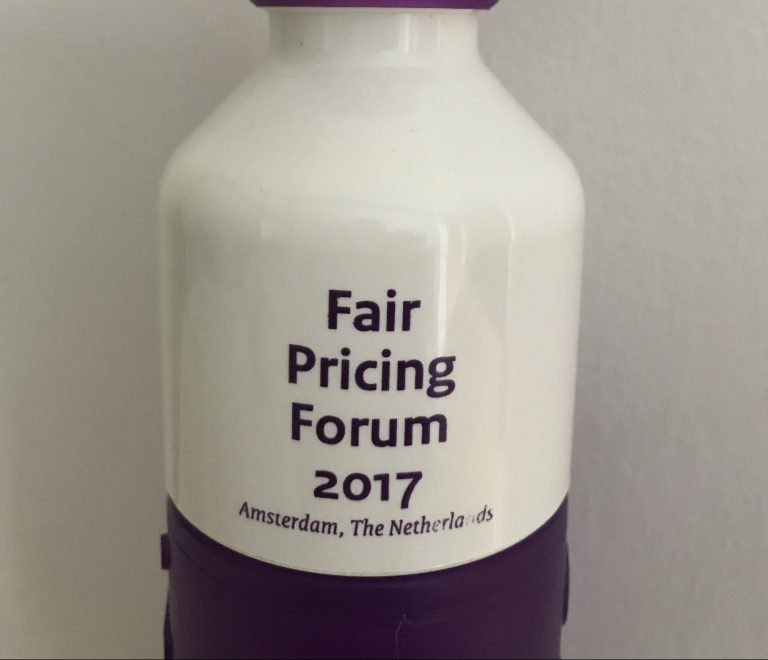 WHO Fair Pricing Forum: Watching for Drug Industry Accountability
